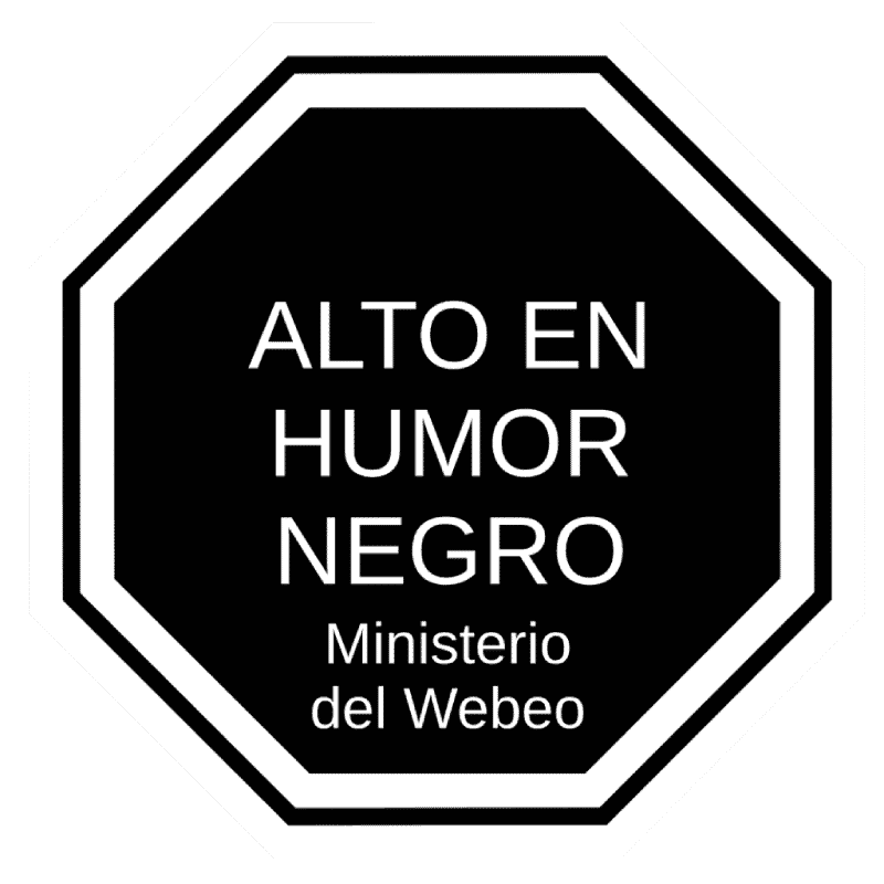 Alto En Humor Negro 1