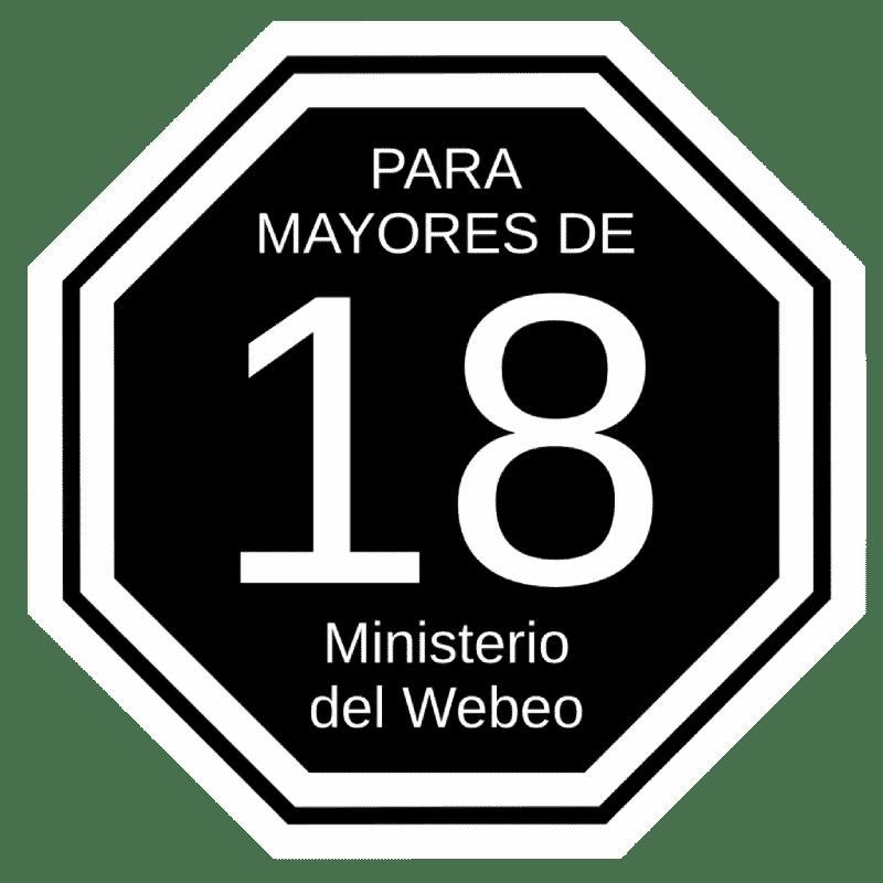 Logo Para Mayores De 18 1