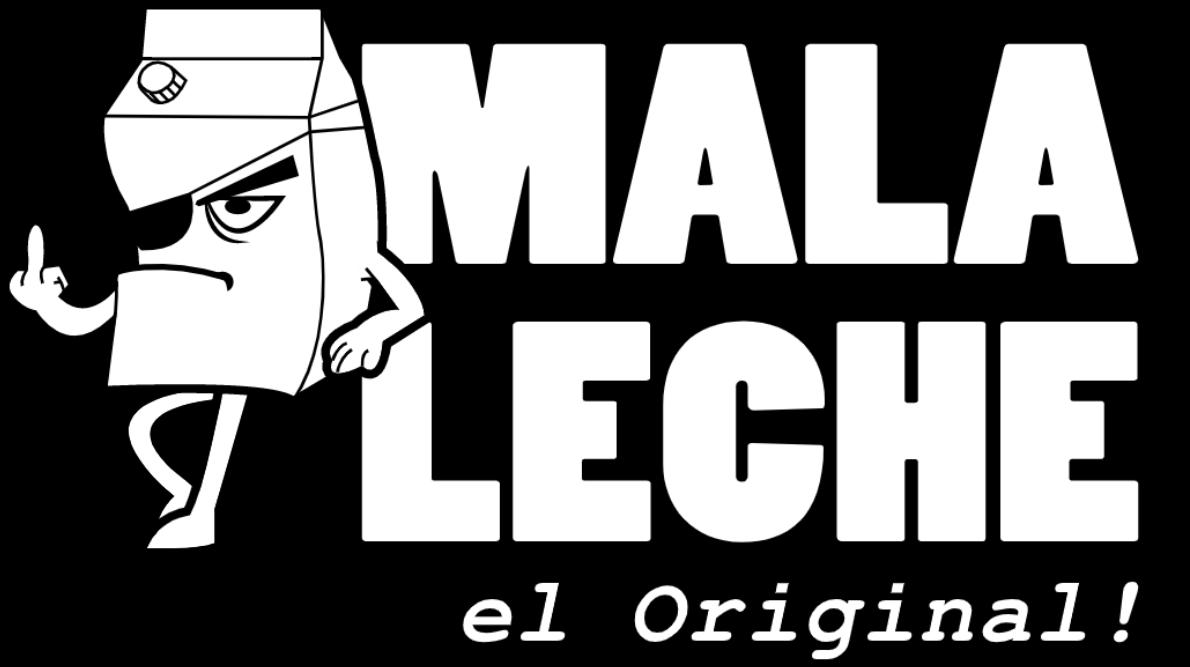 Mala Leche Logo Original