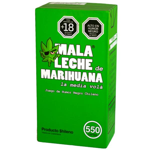 Mala Leche de Marihuana